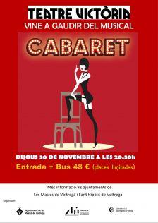 Musical Cabaret | Teatre Victòria
