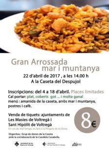 Gran Arrossada 2017