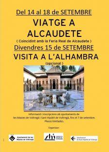 Viatge a Alcaudete