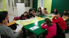 Reunió de treball Consistori Infantil del Voltreganès