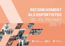 Reconeixement dels esportistes del Voltreganès temporada 16-17