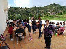 Residència Fundació Gallifa i l'INS del Voltreganès