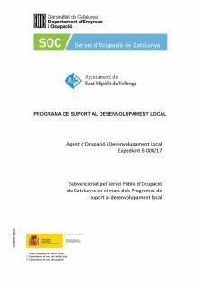 Programa de Supor al Desenvolupament Local