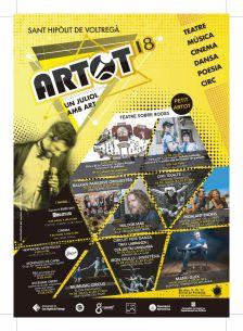 Artot 2018 | Un juliol amb art