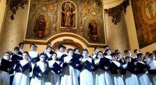 Concert de l'Escolania de Montserrat a l'Església Parroquial de Sant Hipòlit de Voltregà