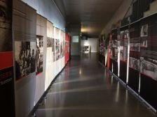 Exposició d'Amical Mauthausen l'Univers de l'Horror