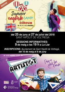 Summer English Camp i Aristot | 2018