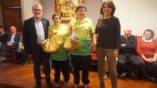 Reconeixement atletes Club CAR Sant Tomas - Jocs Special Olympics 2018
