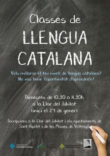 Classes de LLENGUA CATALANA