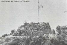 Ruïnes del castell de Voltregà