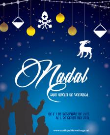 Nadal a Sant Hipòlit de Voltregà 2017