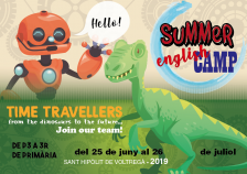 Artistot 2019 English Summer Camp